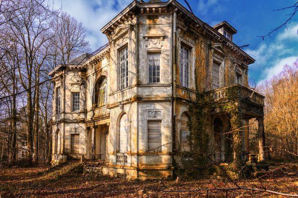 Urbex a opustený dom