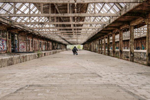 Urbex, prieskum opustených domov a stavieb
