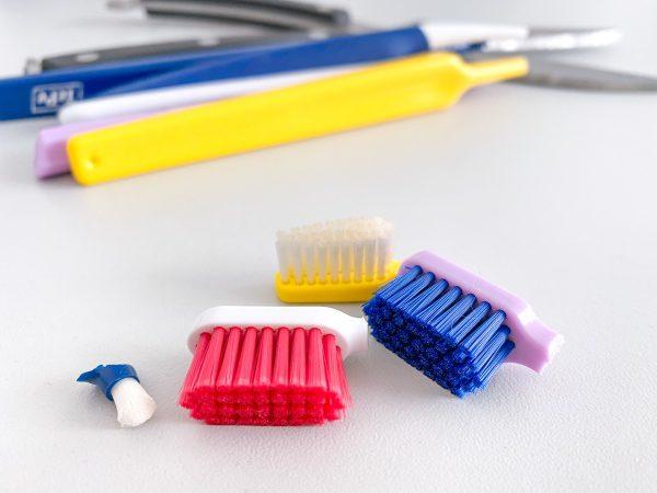 zubná kefka a jej recyklácia