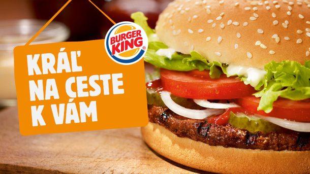 Objednávka jedla, Burger King