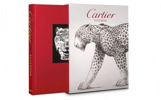 Cartier drahá zberateľská kniha