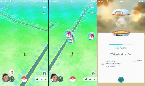 Pokémon Go a Buddy na prieskume pre koronavírus