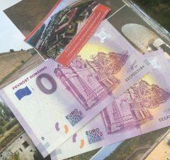 Pevnosť Komárno, 0 eurová bankovka