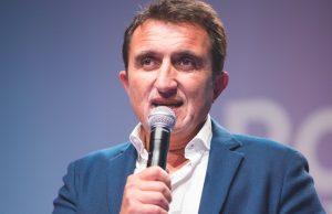 Djamel Agaoua, Viber's CEO