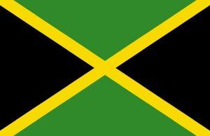 štátna vlajka Jamajka