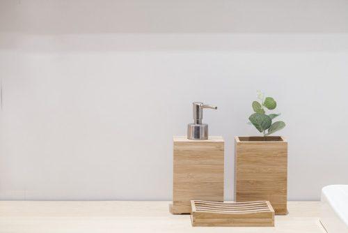 kúpeľňa a praktické doplnky