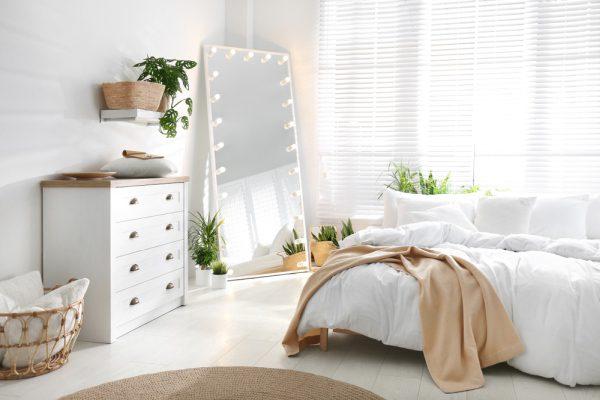 Obliečky svetlá miestnosť