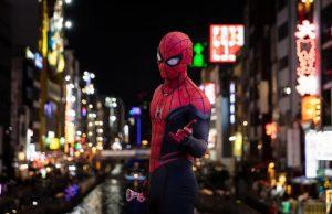 Spiderman oblek