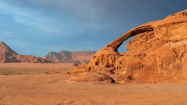 Wadi Rum jordánsko,nakrúcanie filmu Marťan, filmové miesta