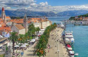 Chorvátsko, ilustračná fotka