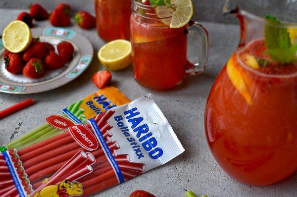 ovocný drink s pendrekmi