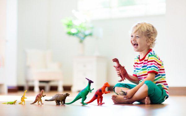 Hračky a deti