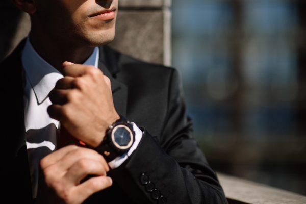 pánske hodinky a štýl