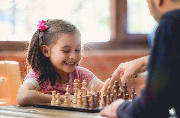 šach a deti