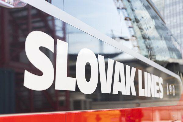 Slovak Lines autobusy