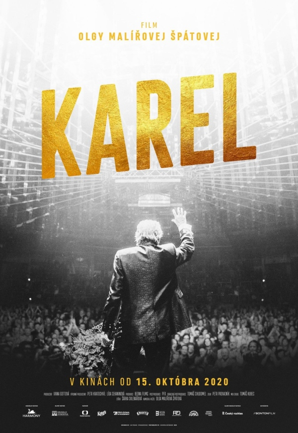 Karel Gott, film KAREL trailer