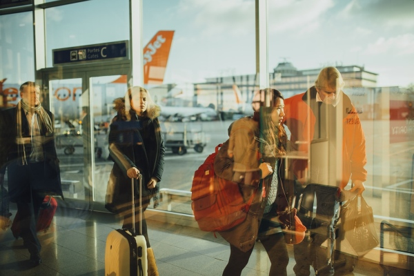 Letisko cestovanie turizmus