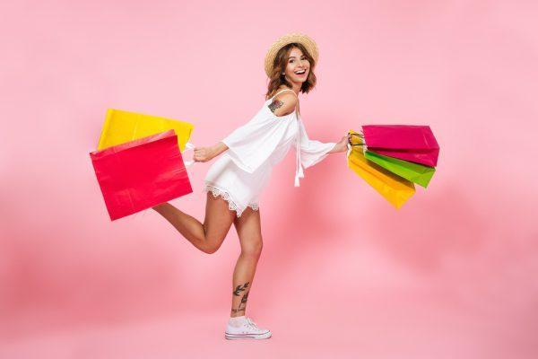 nákupy a výpredaje