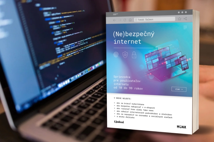 Nebezpečný internet, kniha
