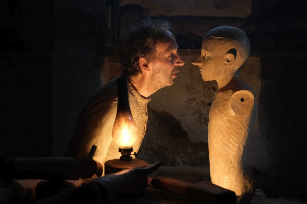 Pinocchio filmový, 2020