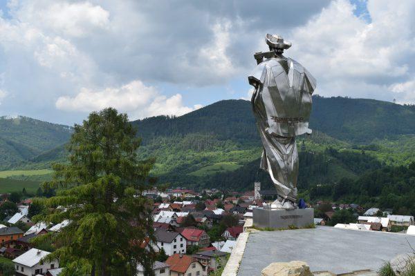 Terchová socha Juraja Jánošíka
