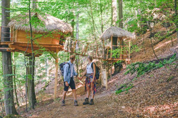 Treehouse Trenčianske Teplice