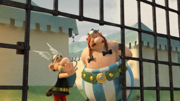 Asterix a Obelix, animovaný