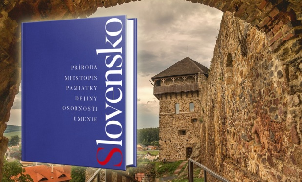 Slovensko, kniha 2. vydanie, hrad Fiľakovo