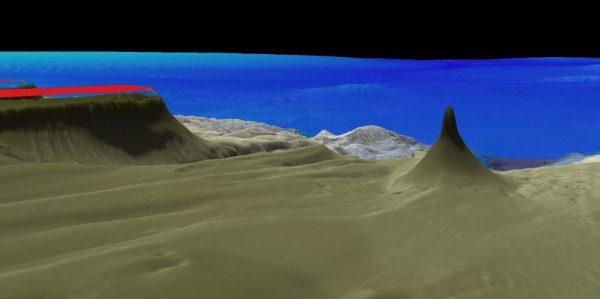 SOI, veľký koralový útes a obja