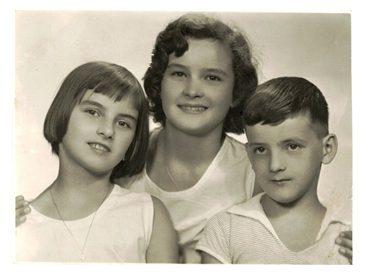 Fotografia z archívu Gizky Oňovej