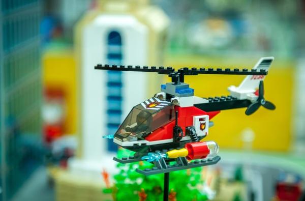 Stavebnica Lego City