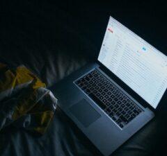 Gmail nočný výpadok