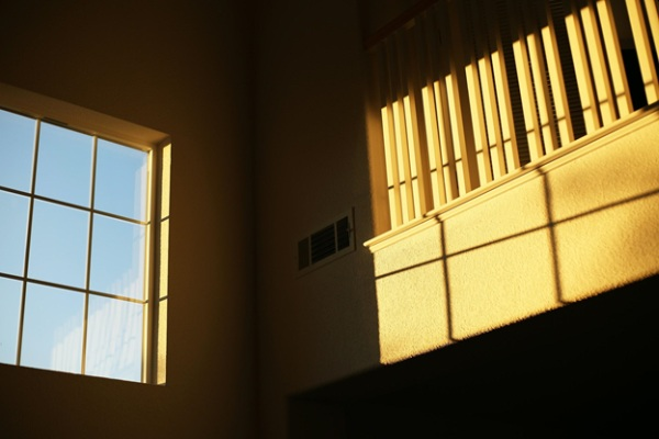 okná a interiér