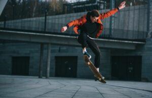 skateboard skejťák