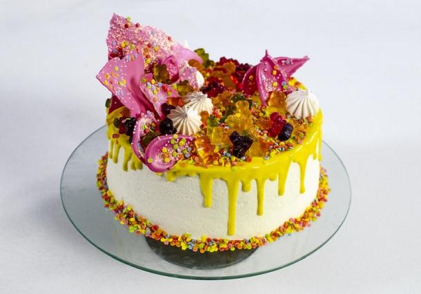 Torta Haribo