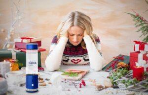 Vianoce stres