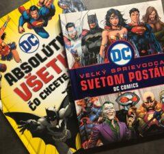 DC Comics knihy zaujímavosti a sprievodca postavami