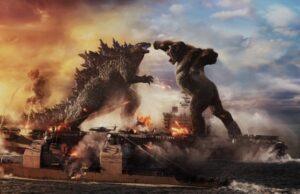 Godzilla a King Kong 2