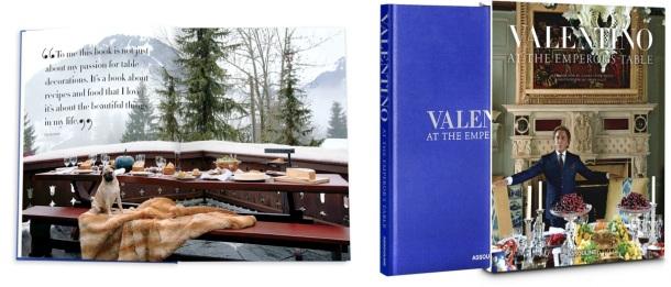 Valentino kniha