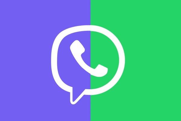 Viber a WhatsApp