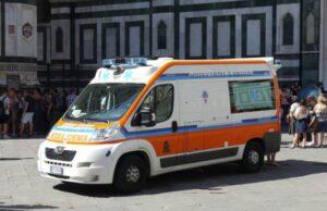 talianska sanitka, ilustračná snímka