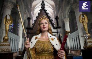 Biela kráľovná