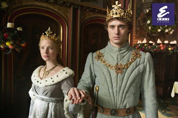 Biela kráľovná: nový napínavý britský seriál na Epic Drama