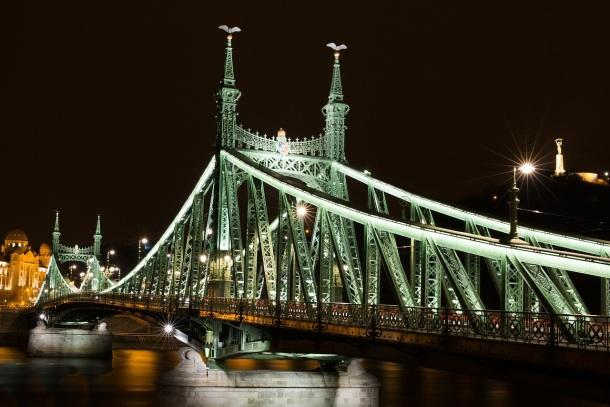 Budapešť Most Slobody