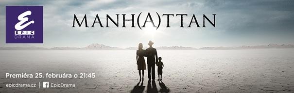 Project Manhattan, epic drama dokument hraný seriál