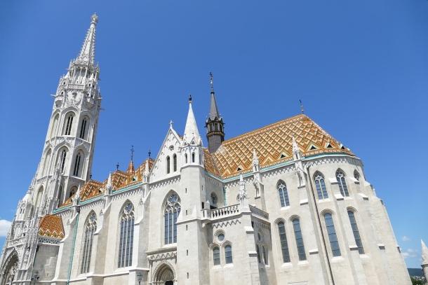 Matyášov kostol, Budapešť