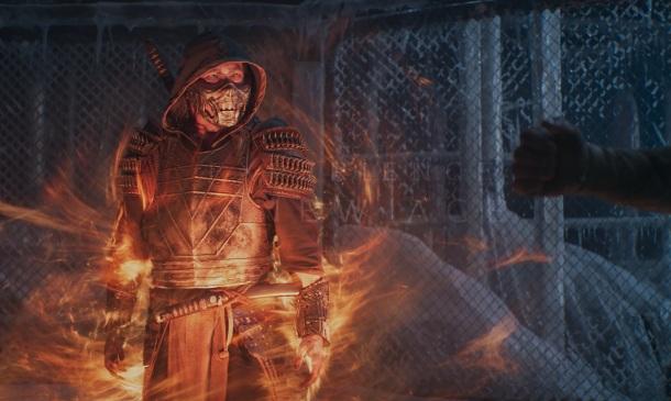 Mortal Kombat 2021 film