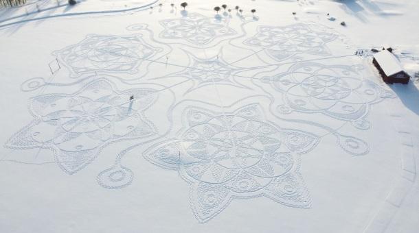 Snežný obrazec, Janne Pyykkö