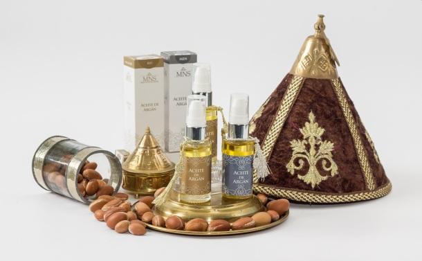 Argánový olej a prípravky