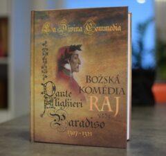Dante Alighieri, Božská komédia, tretí diel Raj - Paradiso, vydavateľstvo Perfekt 2021